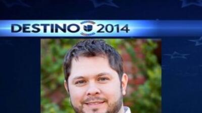 Gallego es veterano de la guerra de Iraq.