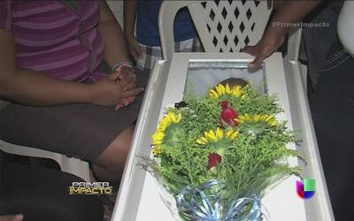 Niño de 8 meses fue encontrado ahogado con el mensaje 'solplesa'