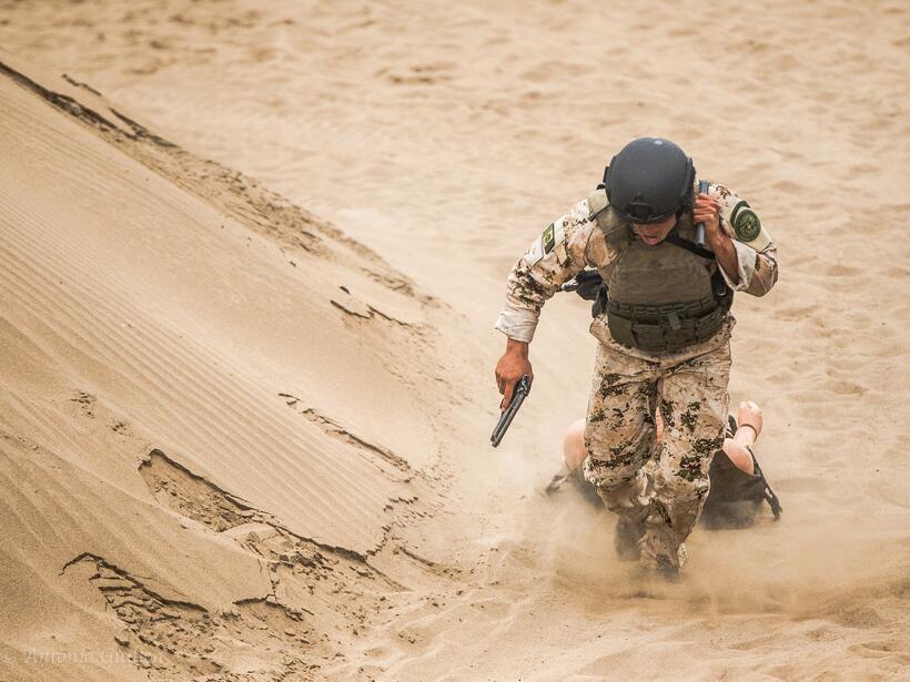 Fuerzas Comando 2016