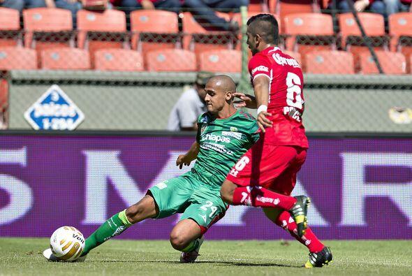 Jaguares se mantuvo peligroso hasta la recta final del juego, un gol de...