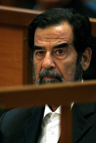 Hussein fue presidente de uno de los países con mayor producci&oa...