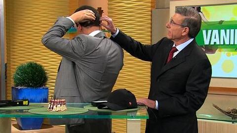 Raúl González tuvo problemas de calvicie, entérate cómo la venció