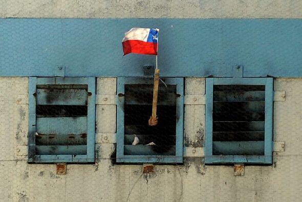 Un incendio en la prisión de San Miguel, ubicada al sureste de la capita...