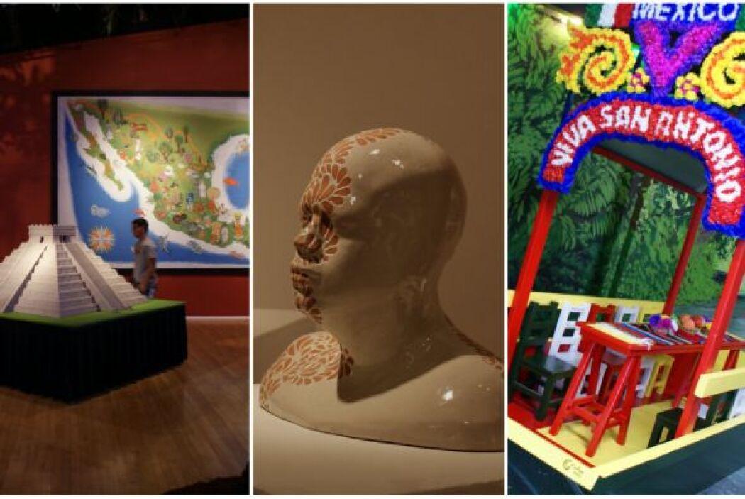 El Instituto Cultural de México en San Antonio está presentando una bell...