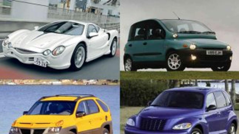 Los vehículos más feos de los últimos tiempos