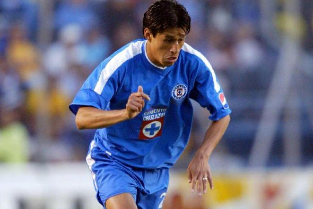 Ricardo Osorio es una de las negociaciones exitosas del Cruz Azul al ext...