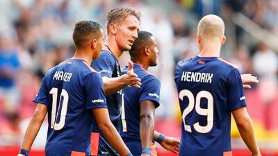 El PSV se impuso al Groningen