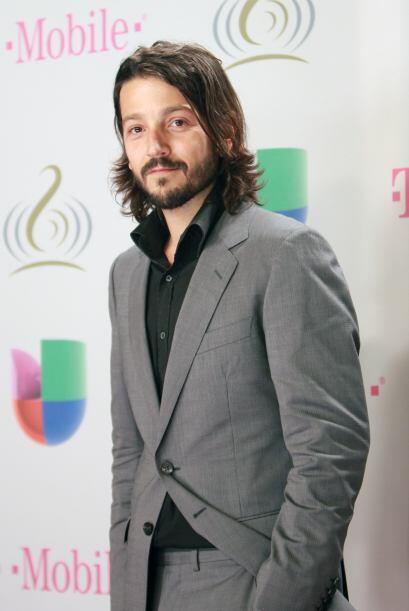 Pero para nosotros el guapo actor y productor, que también es pad...