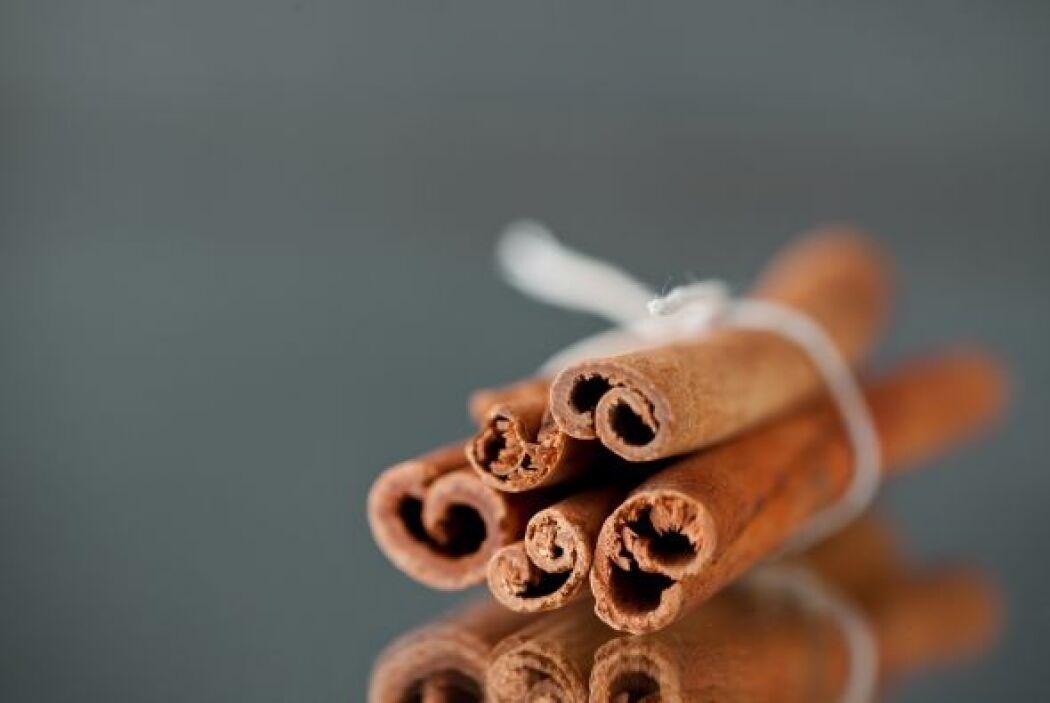 La canela es una de esas dulces especias que es tan versátil - dentro y...