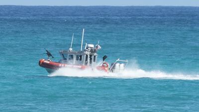 Guardia Costera confirma que barco se hundió por huracán