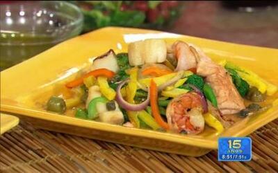 Recetas saludables para diabetes, menopausia y colesterol