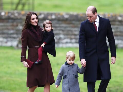 El príncipe William es descrito como muy comprensivo y cooperador...