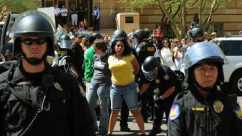 El programa federal Comunidades Seguras permite a las policías locales e...