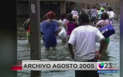 Huracán Katrina; una década después