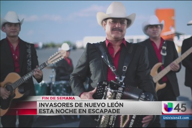 Invasores de Nuevo Leon en Houston