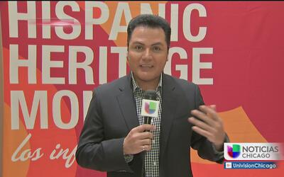 Jencarlos Canela deleita a sus fans en Chicago
