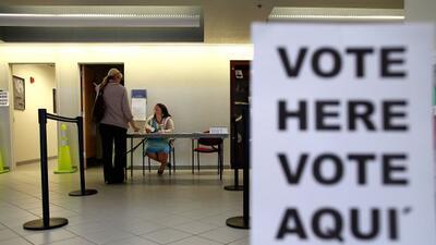El partido Republicano espera que, en las elecciones de 4 de noviembre,...