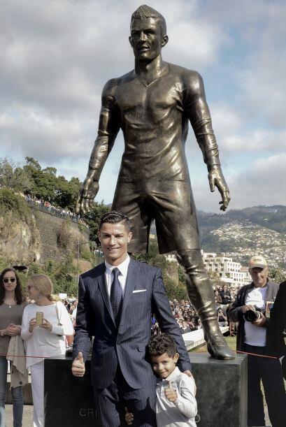 Cristiano Ronaldo está teniendo un año extraordinario. El portugués pare...