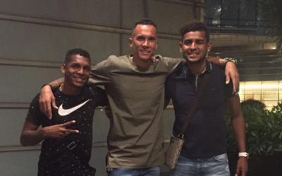 Jugadores panameños de la MLS