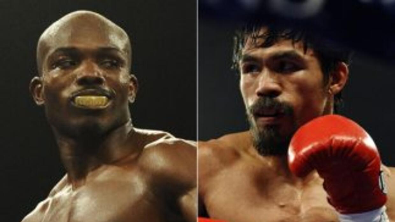 Timothy Bradley será casi con seguridad el rival de Manny Pacquiao.