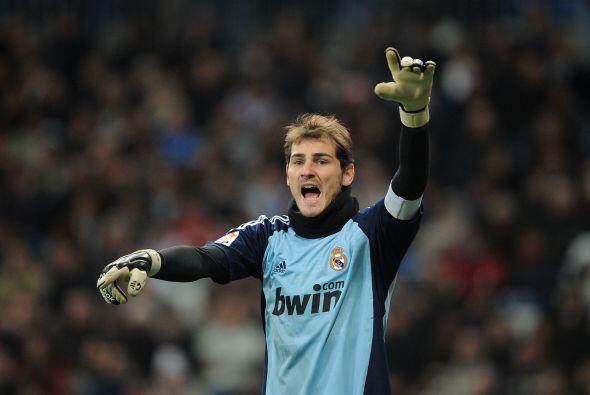 Pero Iker Casillas se lo impidió y el Madrid se impuso por 1-0.