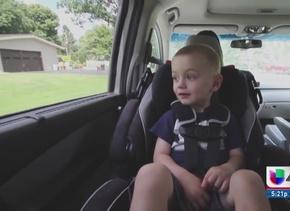 Problemas de seguridad en sillas de niños