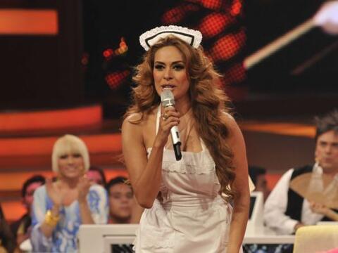 """La telenovela de """"Telesa"""" sigue dando de que hablar en el show de Peque&..."""