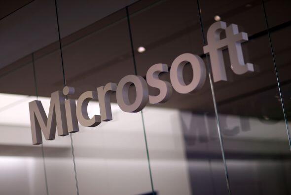 3. Microsoft. Con sus propias ambiciones en dispositivos inteligentes, l...