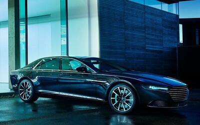 El nuevo sedán de Aston Martin tiene acabados hechos a mano, adem...