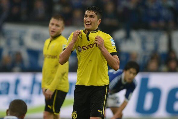 Con dos goles y asistencias a sus compañeros, Sahin comandó la goleada s...