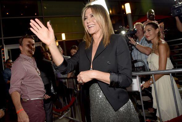 Los fuertes rumores sobre el embarazo de la estrella de 'friends' parece...