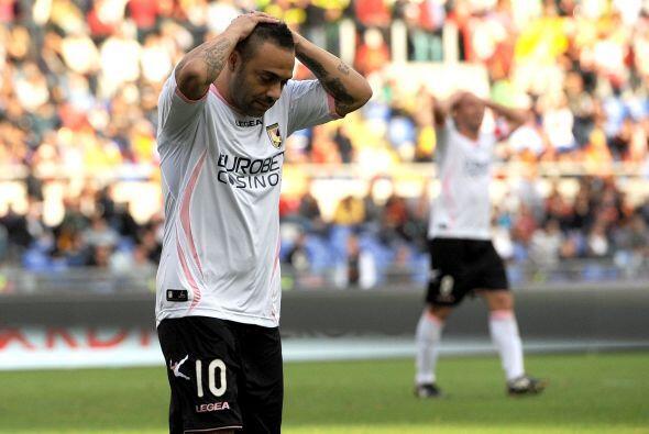 Palermo nunca pudo alcanzar la paridad y le costó.