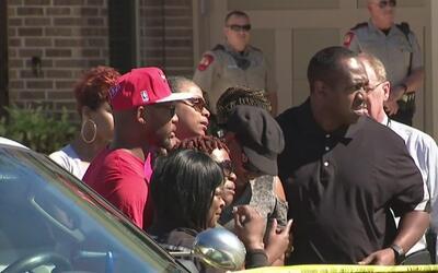Niño de 11 años fue testigo del asesinato de su madre a manos de su prop...