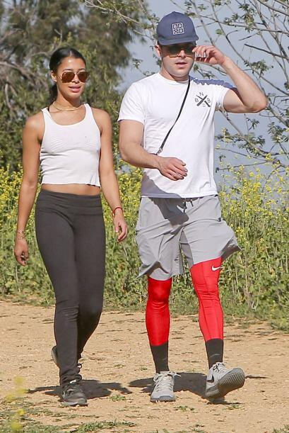 ¡Hasta para hacer ejercicio quieren estar juntos.