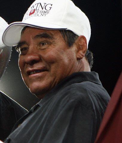 Duelo de mexicanosEl mexicano Rubén Olivares vivió grandes...