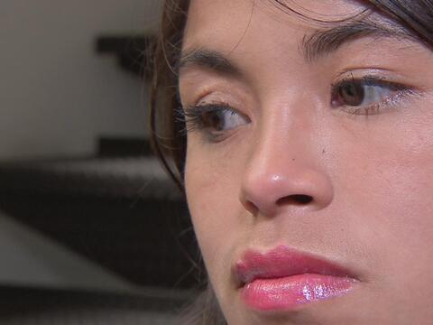 Zunduri, una joven mexicana que escapó de su casa a los 17 a&ntil...