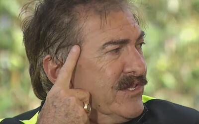 """Ricardo La Volpe y el clásico: """"Mis jugadores están un poco dolidos"""""""