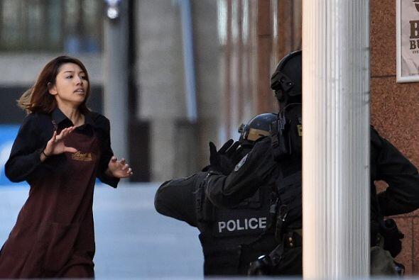 Dos jóvenes fueron las últimas, de cinco, en haber logrado escapar.
