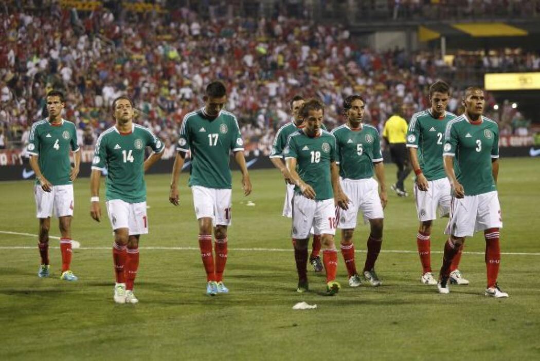 Los apuros con los que calificó al Mundial de Brasil 2014 y el fracaso q...