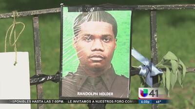 Identifican al sospechoso que baleó policía