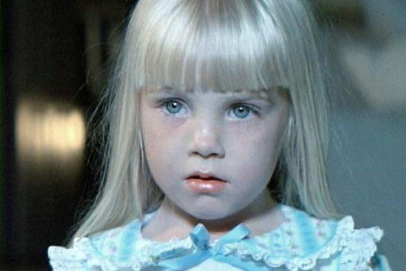 Heather O'Rourke Esta adorable niña todos la recordamos por la sa...