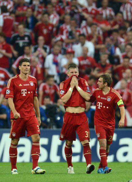 Lágrimas teutonas. Bayern perdía en su propia casa.