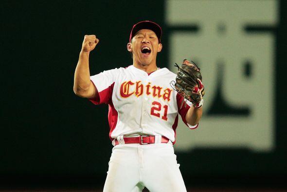 El campocorto Ray Chang impulsó dos carreras y China vino de atrás con u...