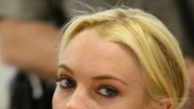 Lindsay Lohan bebe un té fermentado que contiene alcohol.