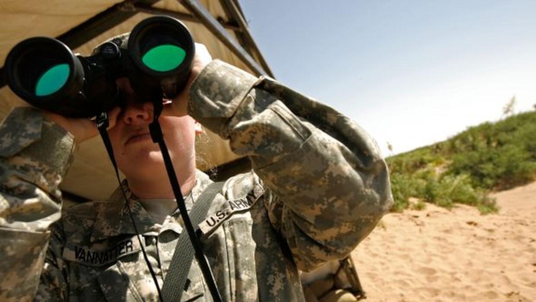 Las tropas estarán armadas por su seguridad y sólo realizarán detencione...