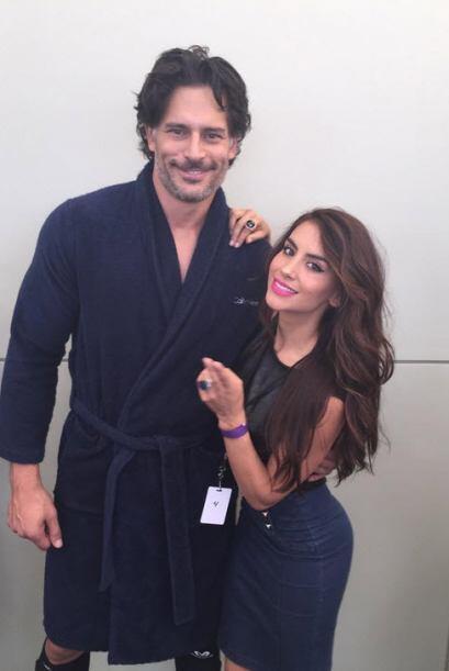 """Jessica Cediel, una de las conductoras de """"El Gordo y La Flaca&quot..."""