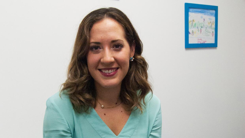 Marina Chaparro, experta en nutrición infantil y certificada como educad...