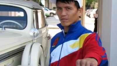 Sabillo seguró de ganar en México (Foto: Zanfer)