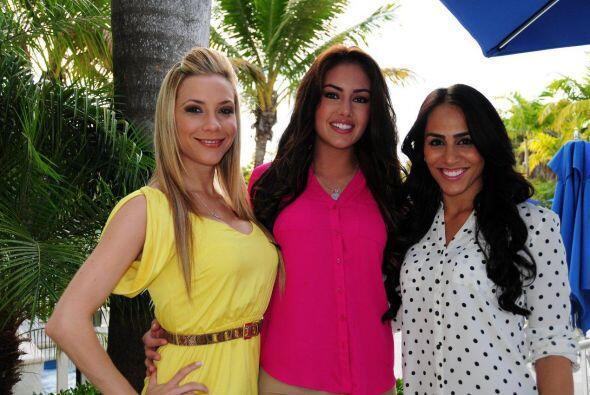 Osmel, Lupita y Julián coinciden en que la competencia est&aacute...