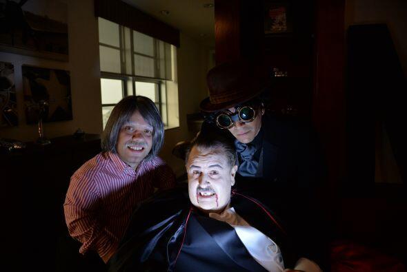Halloween Gordo y Flaca 2014